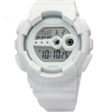 Casio G-Shock GD-100WW-7DR Crazy Colors White Digital Mens Watch 200M GD-100