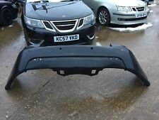 Rear Bumper Saab Part No 32016160 for Saab 9-3 2007-12 new but with some wear