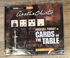 Cards on the Table von Agatha Christie 2002 - Neu - Englischsprachiges Hörspiel