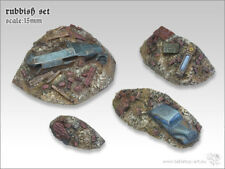 Schutthaufen Set 15mm - *Tabletop Art*