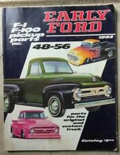 1992 EARLY FORD F-1 F-100 Pickup Parts '48-56 catalog