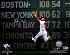 Andrew Benintendi Red Sox 2018 World Series Champs Autographed Signed 8x10 Photo