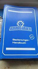 Merkur Geldspielautomat Handbuch Jumbo Multi