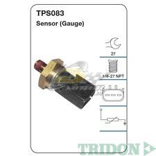 TRIDON OIL PRESSURE FOR Jeep GrandCherokee 06/05-01/11 5.7L(EZO, Hemi)   TPS083
