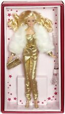 BARBIE Collezione GOLDEN DREAM Gold Label Collection Originale Mattel DGX88