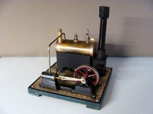 "G. Carette - Alte Dampfmaschine/ Blechspielzeug Nürnberg ""um 1910!"" - RAR!"