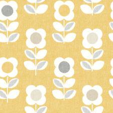 Arthouse Retro Flower Yellow Wallpaper (902305)