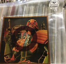 """THE FINK BROTHERS(MADNESS)1985 SQUARE PICTURE DISC:""""MUTANTS IN MEGA-CITY ONE""""."""