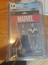 Marvel Nova #1 2/17/20 Variant CGC 7.0 Comic