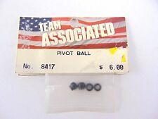 Vintage Team Associated  Pivot Balls  8417  - RC Spares Parts Accessories
