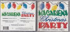 MACARENA CHRISTMAS PARTY - CD 1996