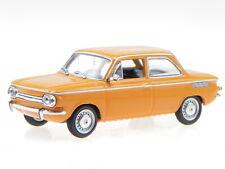 NSU TT 1967 targaorange Modellauto 943015303 Minichamps 1:43