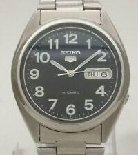 Vintage Seiko 5 Japan 7S26-0550 21J Automatic Military Style Men's Wrist Watch