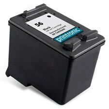 Recycled HP 56 Ink Cartridge C6656AN - PSC 1315 1317 1318 1350 2100 2110 Printer