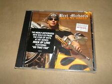 Bret Michaels ROCK MY WORLD new & sealed CD Poison