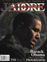 Barack Obama J'Adore Magazine Historic Collector's Edition The Black Progression
