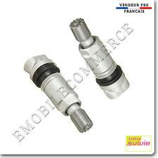 Kit de réparation - 2 valves pour TPMS Capteur Pression Pneu Peugeot Citroën