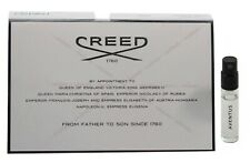 Creed Aventus For Men Sample vial 0.08 oz/2.5ml Edp Spray New On Card