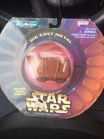 Star Wars Micro Machines Die-Cast Jawa Sandcrawler NEW SEALED