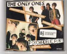 (HT722) Psychedelic Furs, The Only Ones - 1992 CD