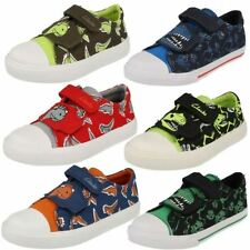 Canvas Casual Trainers Shoes for Boys