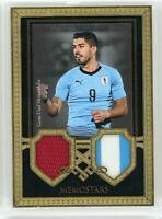 2018 Luis Suarez 15/29 Jersey Patch Game Used Memorabilia Memostars