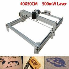 Desktop DIY 500mW Mini Lasergravurmaschine Image Carving Engraver 40X50CM
