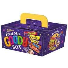 Cadbury Chocolate Goody Treatsize Gift Box 834G with all your favorites -Tracked