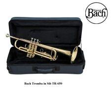 Tromba Bach TR 650 in Sib Laccata ORO tromba da studio professionale Bach TR650