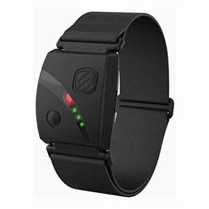 Scosche RHYTHM24 Waterproof Armband Heart Rate Monitor - Black