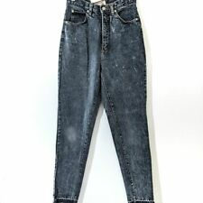 Vintage 80s Acid Wash Jordache Mom Jeans