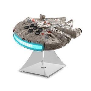 Star Wars Millennium Falcon Iluminar Altavoz Inalámbrico Portátil Bluetooth 4.0