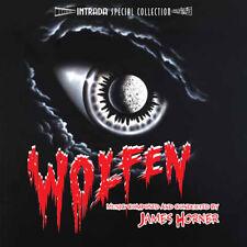 Wolfen cd unsealed intrada oop Horner