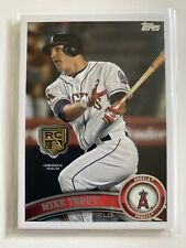 2020 Topps Series One Mike Trout Rookie Card Retrospective RC Logo Medallion