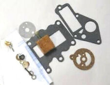 Carburetor Kit with Float - Johnson Evinrude 9.5 hp 1964-72 - OMC 382048