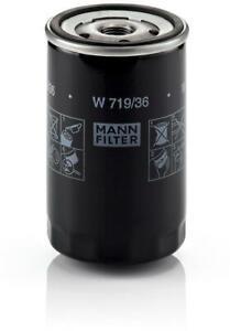 Mann-filter Oil Filter W719/36 fits JAGUAR X-TYPE X400 2.5 V6 All-wheel Drive