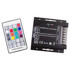 LEDupdates RGBW controller Linkable RGB + Wireless Remote Control
