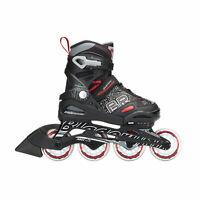 Rollerblade Bladerunner Phoenix Boys Adjustable Fitness Inline Skate, Size 5-8