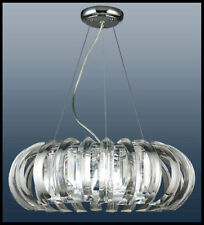 Art Deco Style 1-3 Lights Ceiling Chandeliers