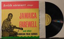 KEITH SWEAT Sings Jamaica Farewell '65 Kalypso MONO import M-