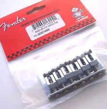 "Bridge Fender Hardtail 0058274000 Chrome All Guitars ""through Body"""