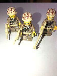 Lego Military Airman Group