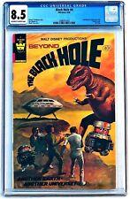 Black Hole #4 (Whitman Comics Sept. 1980) Graded CGC 8.5 Super Rare! LOW POP!