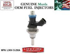 (1x) Reman FUEL INJECTOR OEM MAZDA YRS -06-13 Mazda CX-7 & 3 & 6 *2.3L I4 *Turbo