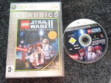 @  LEGO STAR WARS II 2  @ Jeu Microsoft XBOX 360 -