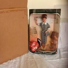 Lucy does a TV Commercial (I Love Lucy by Mattel, 17645) 1997, Episode 30 In Box