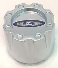New Moto Metal CHROME Wheel Center Hub Cap 353K83 S409-16
