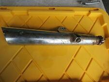 81 Yamaha XJ750 Stock OEM EXHAUST LEFT Mufflers  Exhaust Pipe Vintage.