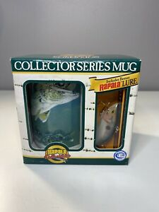 RAPALA Collectibles Collector Series Mug + Bonus Lure Walleye Version NEW