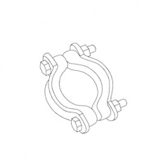 Clamp Suited For Mini - 2 Bolt (38mm)